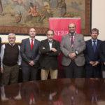 Convenio con la Real Federación de Fútbol de Madrid