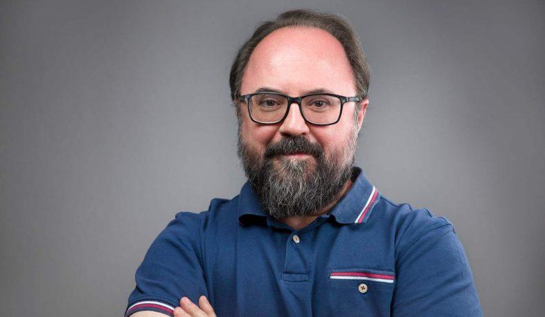 Roberto Álvarez, coordinador de la Cátedra Nebrija-Santander en Transporte Sostenible