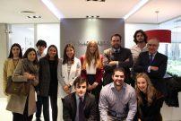 Los alumnos del Máster en Acceso a la Abogacía visitan Ceca Magán