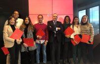 Los alumnos del MBA visitan la firma ECIJA