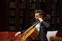 Extraordinario concierto de música clásica en la biblioteca de la Universidad Nebrija