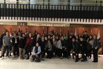 Los alumnos de Derecho visitan el Tribunal Constitucional