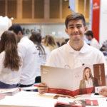 Nebrija presenta en Aula 2019 su oferta educativa