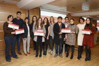 """La Universidad Nebrija, el Parlamento Europeo y 20minutos entregan los premios """"Tanta Europa por descubrir"""""""