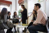 Nebrija apuesta por la empleabilidad en el Foro de Empleo de la Escuela Politécnica