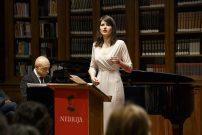 Ciclo Musical Nebrija. Lydia Cobuscean