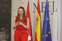 María Cacho. Sesión de Networking Club Alumni