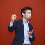 Pedro Rica, fundador del estudio de arquitectura Mecanismo, participa en el ciclo Habitat Nebrija