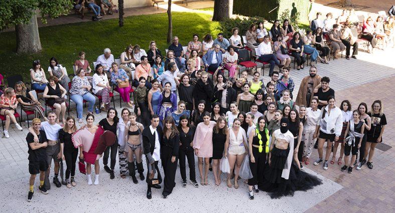 Desfile del Grado de Moda e IADE