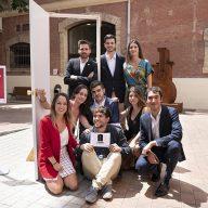 Cuatro grados diferentes en un mismo TFG de la Universidad Nebrija y Atresmedia