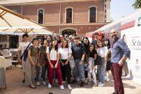 Alumnos de español del CEHI 2019