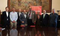 Firma Convenio Real Federación de Fútbol de Madrid