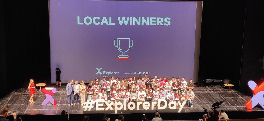 Final Santander Explorer