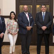 La Universidad Nebrija estrecha lazos con la Universidad Católica de Santiago d...
