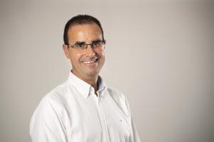 Luis Miguel Pedrero Esteban, investigador principal de la Facultad de Comunicación y Artes
