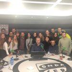 Alumnos del Máster en Radio