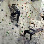 Iniciación a la escalada. Club de Aventura