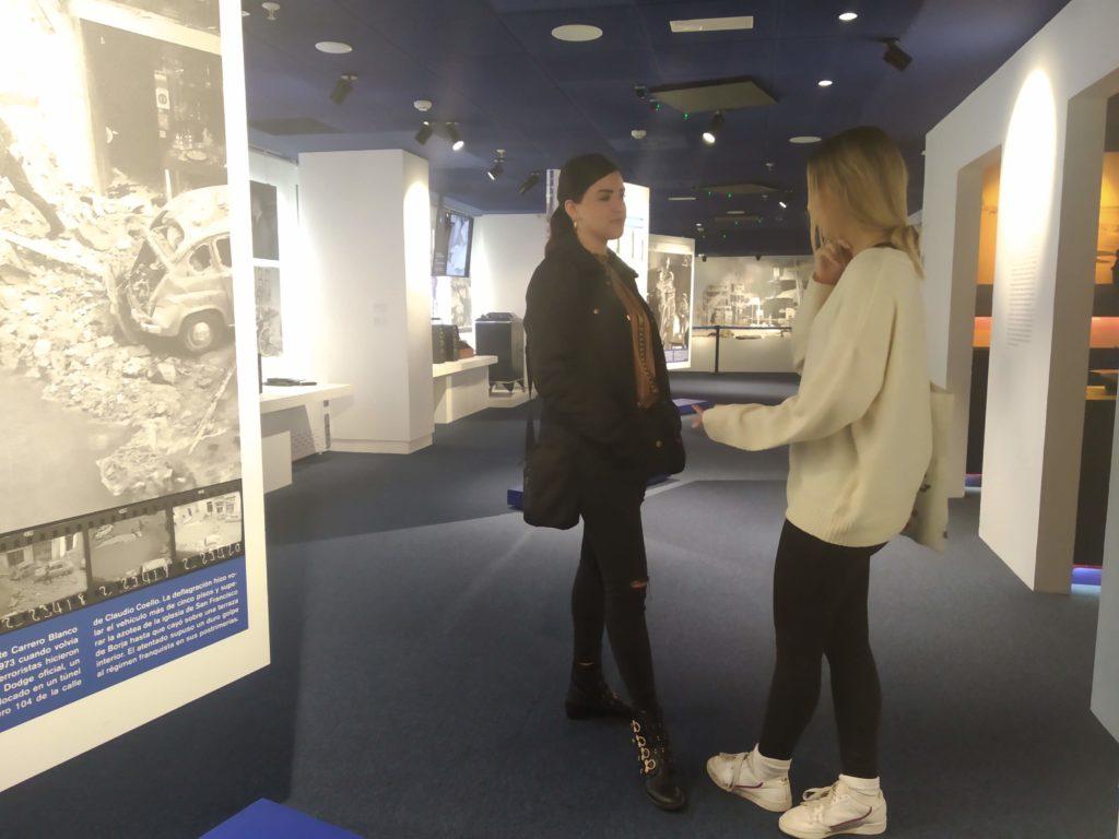 Visita al Museo EFE