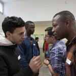 Taller de español para inmigrantes