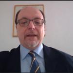 Francisco Aguilera Aranda, subdirector de relaciones económicas internacionales del Ministerio de Asuntos Exteriores