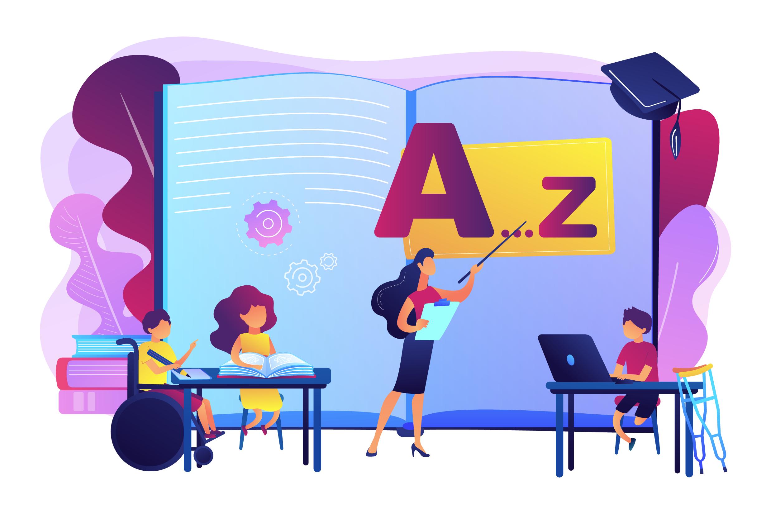 """La educación inclusiva no es una adaptación a posteriori""""Actualidad Nebrija"""