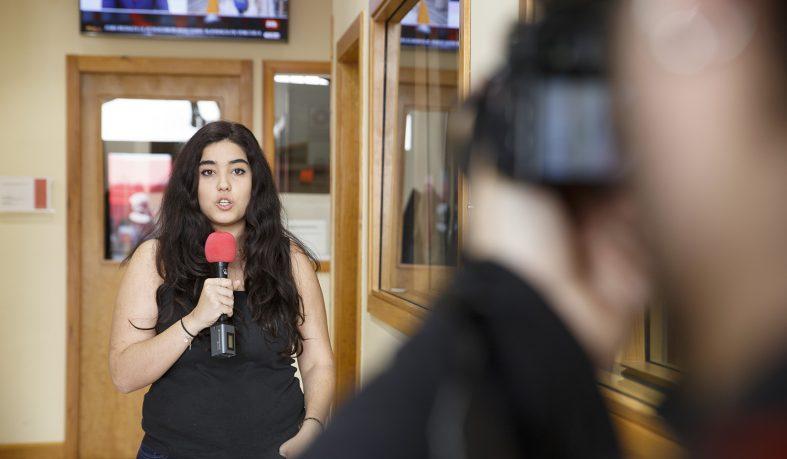 Máster Periodismo en TV