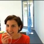 Sophie Muller, representante de ACNUR en España
