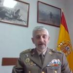 general Alfonso García- Vaquero, consejero en SEGENPOL