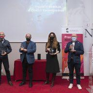 La II Edición de los Premios Nebrija CREA reconoce a los referentes españoles ...