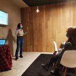 Alumnas del Doble Grado en Bellas Artes y Diseño Digital presentan sus propuestas al Teatro Real