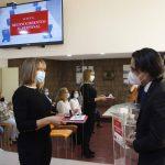 II Acto reconocimientos la personal de Residencias Nebrija