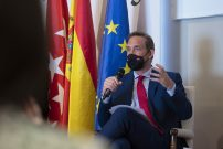 Encuentro con Fernando Valdés Verelst, secretario de Estado de Turismo