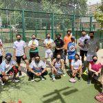 II Torneo de Pádel Nebrija para PDI/PAS