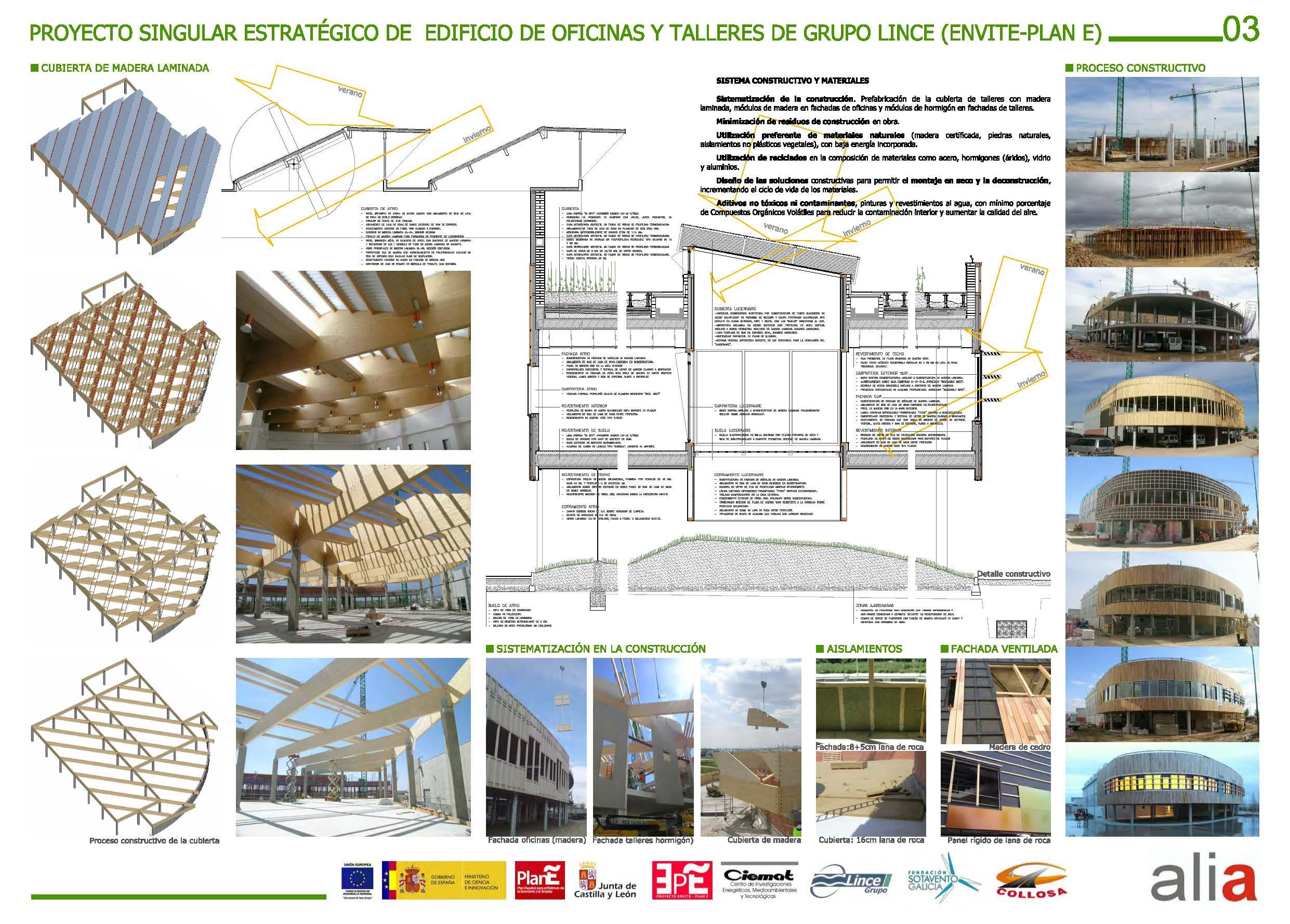 Paneles grupo lince p gina 3 arquitectura for Paginas arquitectura
