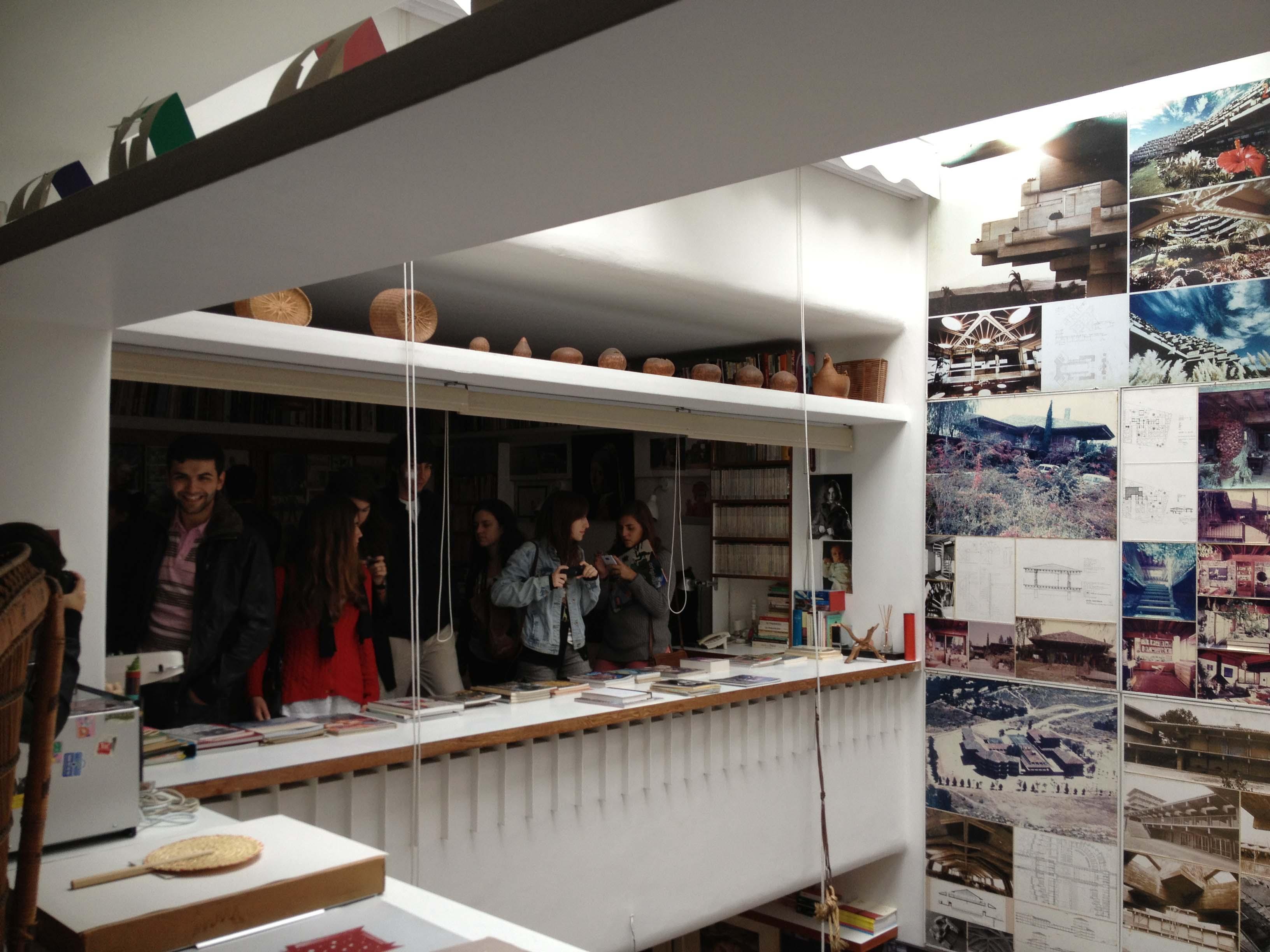 Anuncios announcements arquitectura for Restaurante escuela de arquitectos madrid