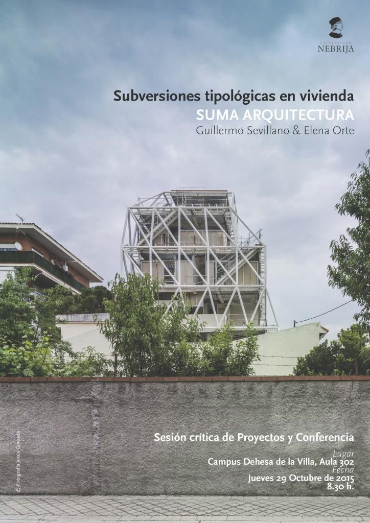 CONFERENCIA_SUMA Arquitectura