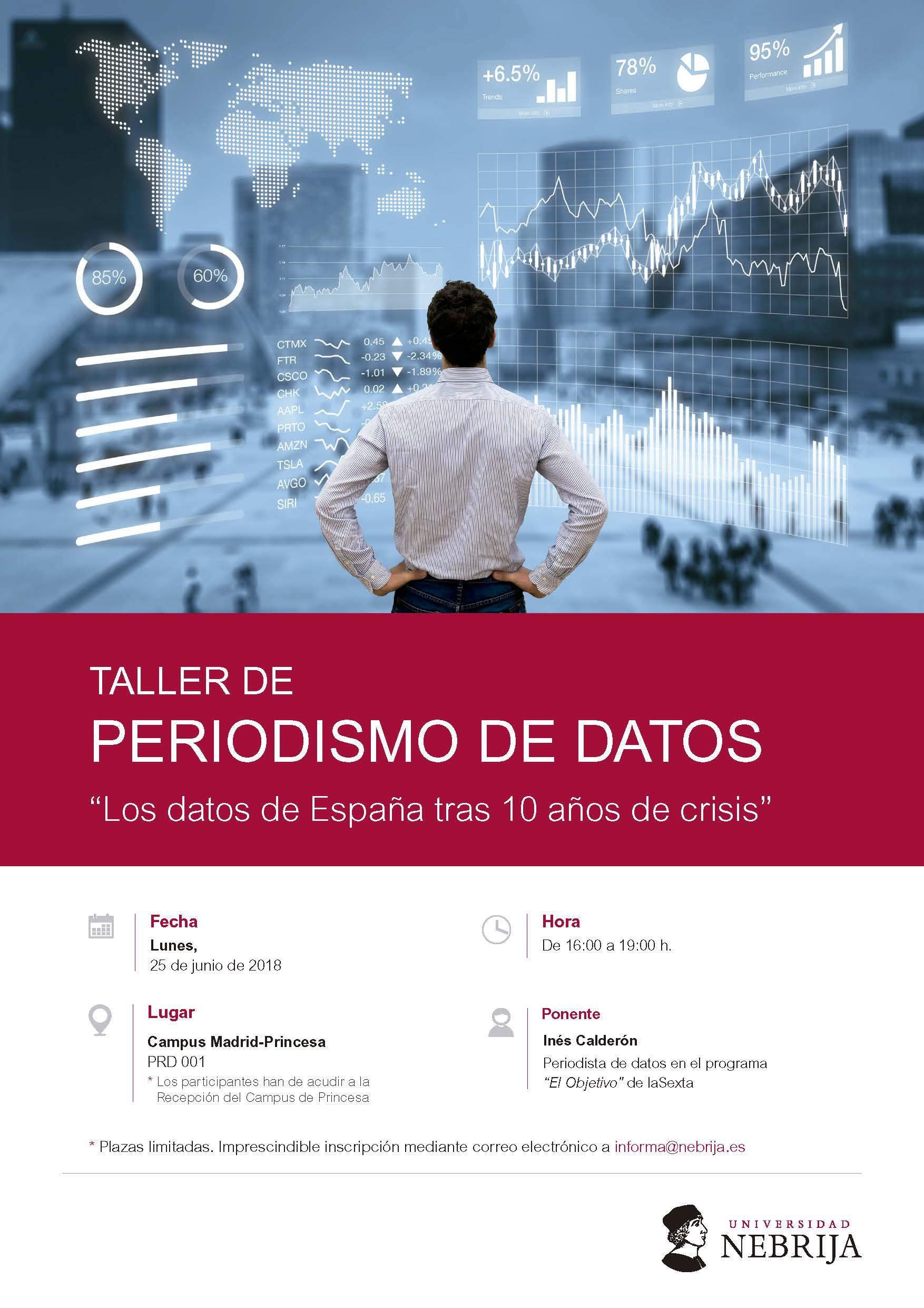 Taller Periodismo Datos, junio 18