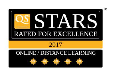 5 Estrellas enseñanza Elearning - QS Ranking
